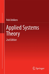Cover Applied Systems Theory