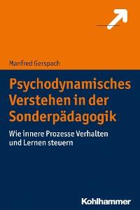 Cover Psychodynamisches Verstehen in der Sonderpädagogik