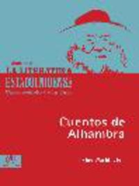Cover Cuentos de Alhambra