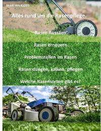 Cover Alles rund um die Rasenpflege.