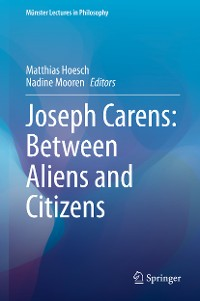 Cover Joseph Carens: Between Aliens and Citizens