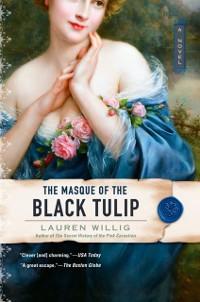 Cover Masque of the Black Tulip