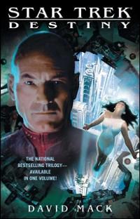 Cover Star Trek: Destiny
