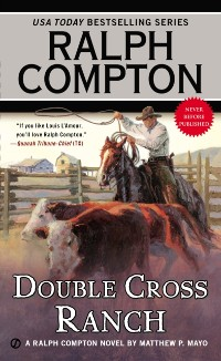 Cover Ralph Compton Double Cross Ranch