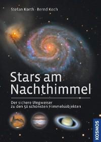 Cover Stars am Nachthimmel