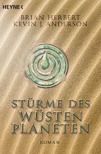 Cover Stürme des Wüstenplaneten