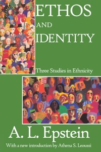 Cover Ethos and Identity