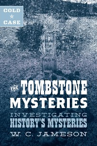 Cover Cold Case: The Tombstone Mysteries