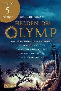 Cover Helden des Olymp: Alle fünf Bände der Bestseller-Serie in einer E-Box!