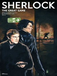 Cover Sherlock: The Great Game, Issue 4