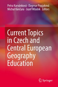 Cover Current Topics in Czech and Central European Geography Education