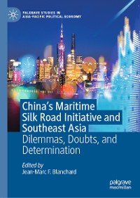 Cover China's Maritime Silk Road Initiative and Southeast Asia