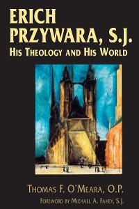 Cover Erich Przywara, S.J.