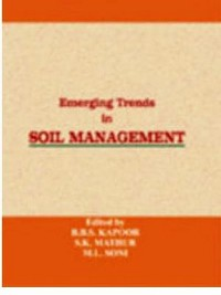 Cover Emerging Trends in Soil Management