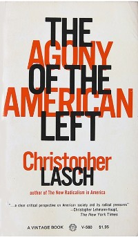 Cover Agony of the American Left