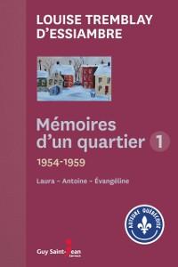 Cover Memoires d'un quartier 1
