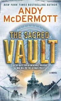 Cover Sacred Vault