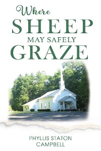Cover WHERE SHEEP MAY SAFELY GRAZE