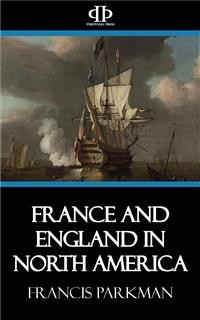 Cover France and England in North America