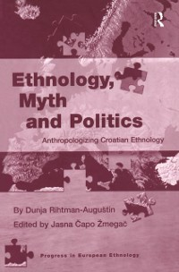 Cover Ethnology, Myth and Politics