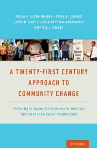 Cover Twenty-First Century Approach to Community Change