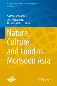 Cover Nature, Culture, and Food in Monsoon Asia