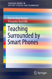 Cover Teaching Surrounded by  Smart Phones