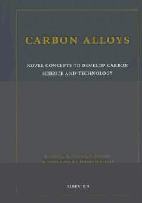 Cover Carbon Alloys