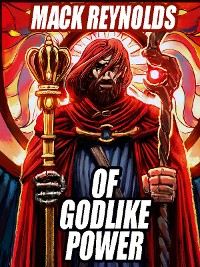 Cover Of Godlike Power