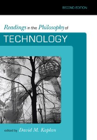 Cover Readings in the Philosophy of Technology