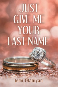 Cover Just Give Me Your Last Name