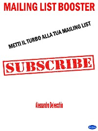 Cover Mailing List Booster