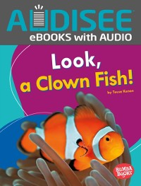 Cover Look, a Clown Fish!