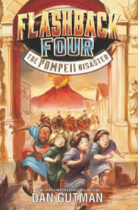 Cover Flashback Four #3: The Pompeii Disaster
