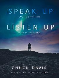 Cover Speak Up! Listen Up!