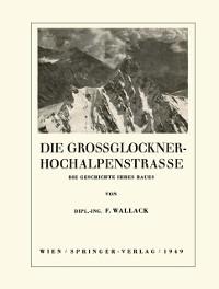 Cover Die Grossglockner-Hochalpenstrasse