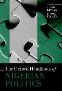 Cover Oxford Handbook of Nigerian Politics