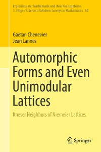 Cover Automorphic Forms and Even Unimodular Lattices
