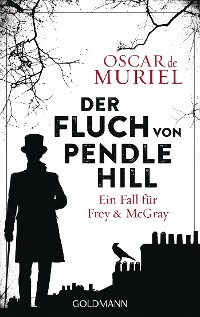 Cover Der Fluch von Pendle Hill