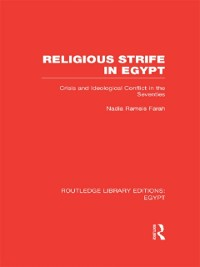 Cover Religious Strife in Egypt (RLE Egypt)