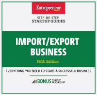 Cover Import/Export Business
