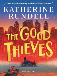 Cover The Good Thieves
