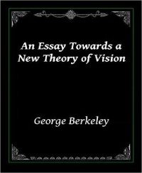 Cover An Essay Towards a New Theory of Vision