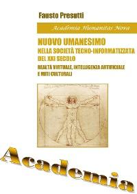 Cover Nuovo Umanesimo nella Società tecno-Informatizzata del XXI secolo