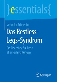 Cover Das Restless-Legs-Syndrom
