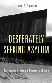 Cover Desperately Seeking Asylum