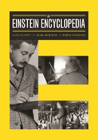Cover An Einstein Encyclopedia