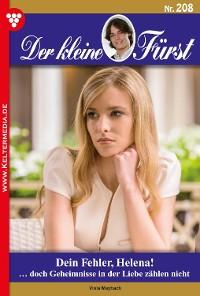 Cover Der kleine Fürst 208 – Adelsroman