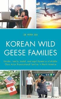 Cover Korean Wild Geese Families