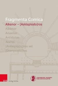 Cover FrC 16.1 Alkenor – [Asklepiodo]ros